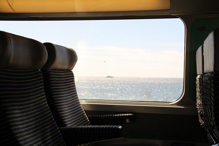 Cestovanie vlakom zadarmo s komfortom
