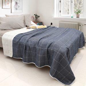 Moderné a luxusné prehozy na posteľ