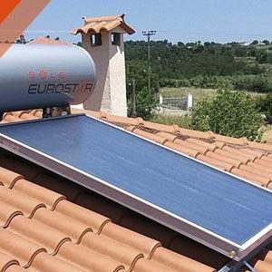 Profesionálne solárne kolektory